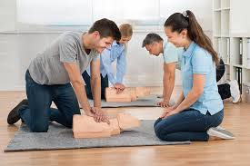 Basic First Aid Training